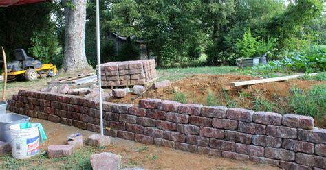 What Is A Retaining Wall Building Garden Wall