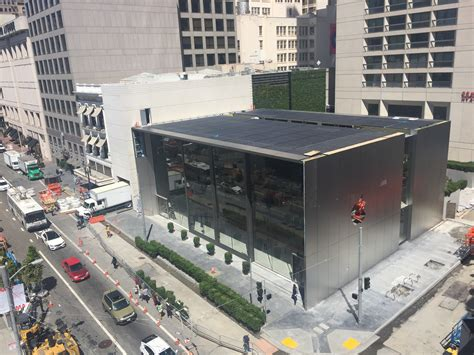 apple union square apple opens new san francisco flagship store time