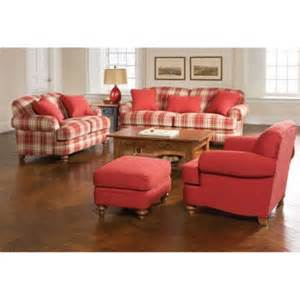 Tartan Sofas Broyhill Sofas 6268 3 Providence Collection Stationary