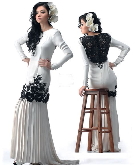 Baju Top Lyka 13 Black 80 best images about baju pengantin on elie