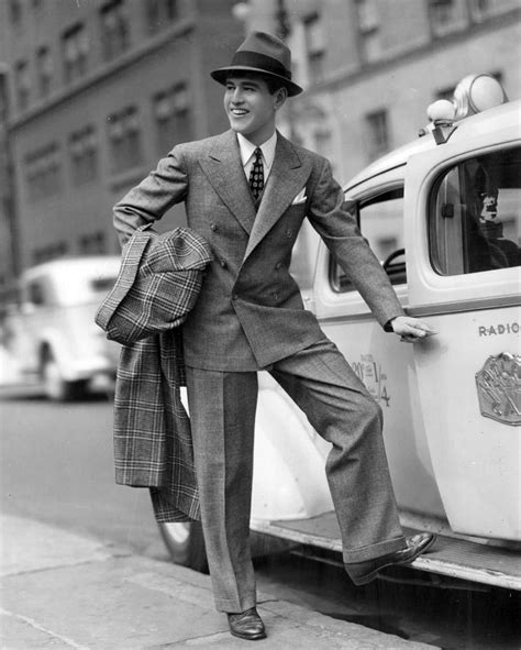the 1920s mens fashion