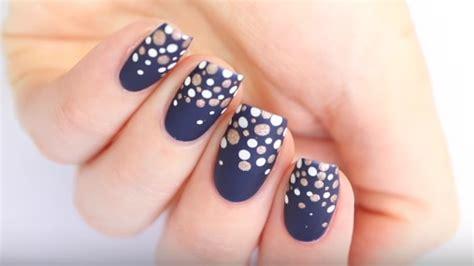 easy nail art gradient easy gradient dotticure nail art amazingnailart org