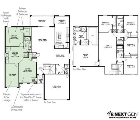 Lennar Homes Floor Plans Florida by Floor Plan