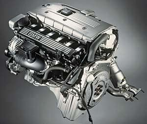 zylinder reihen otto motor magnesium leichtbau