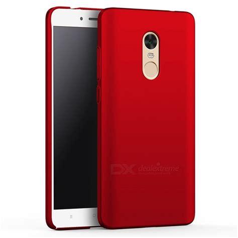 Xiaomi Redmi 4x Anti Fuse Acrylic Redmi 4x Anti naxtop pc protective back voor xiaomi redmi note 4x rood gratis verzending dealextreme