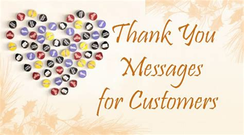 Wedding Anniversary Quotes For Clients by Thank You Messages For Customers Customer Thank You Wishes