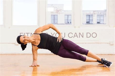 target handles with these 7 oblique exercises