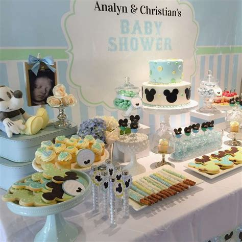 Baby Mickey Baby Shower Ideas by Best 25 Mickey Baby Showers Ideas On Baby