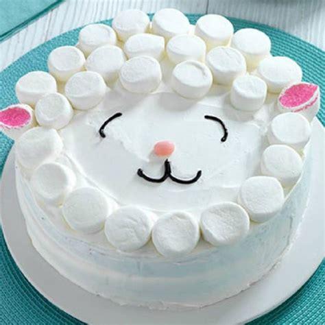 Decorating A Cake At Home by 4 Unglaublich Einfache Deko Ideen F 252 R Kuchen Amp Torten