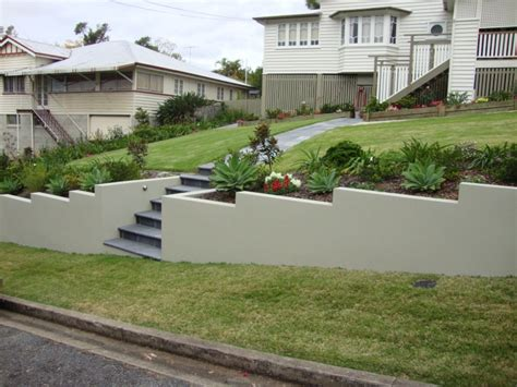 Rendering Wall Cladding Scenic Scapes Landscaping Rendered Garden Wall
