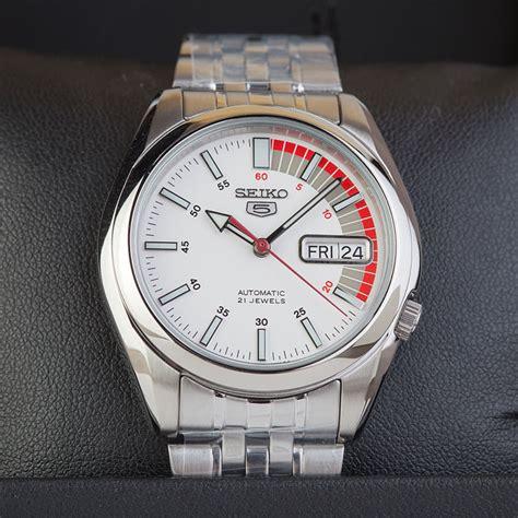 Seiko 5 Snkj27 seiko 5 snk day date s wristwatch 2017 mint