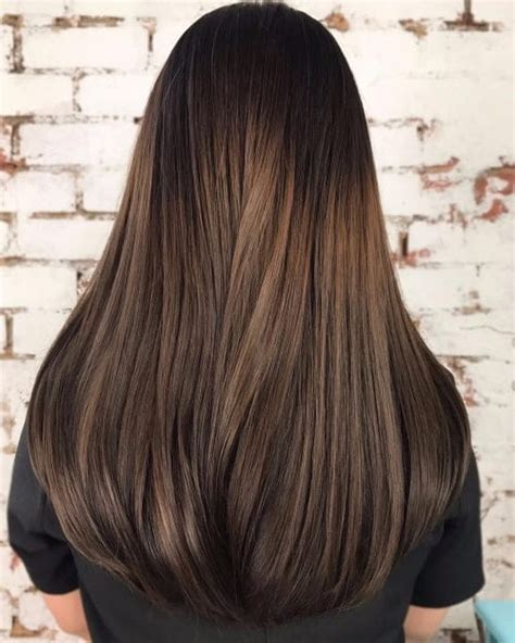 Brown Hairstyles With Highlights by 39 Brown Hair With Highlights Trending