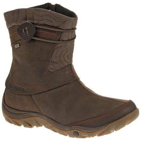 womens waterproof boots s merrell dewbrook zip waterproof boots 617469