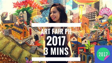 2017 Mba Artshow fair philippines 2017 in 3 minutes