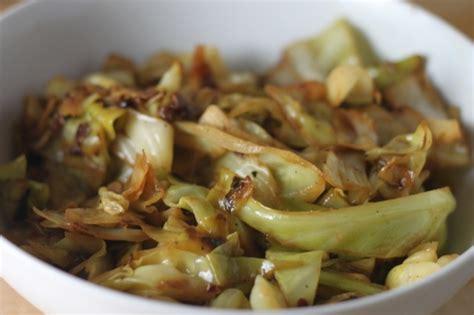 butter braised cabbage good life organics