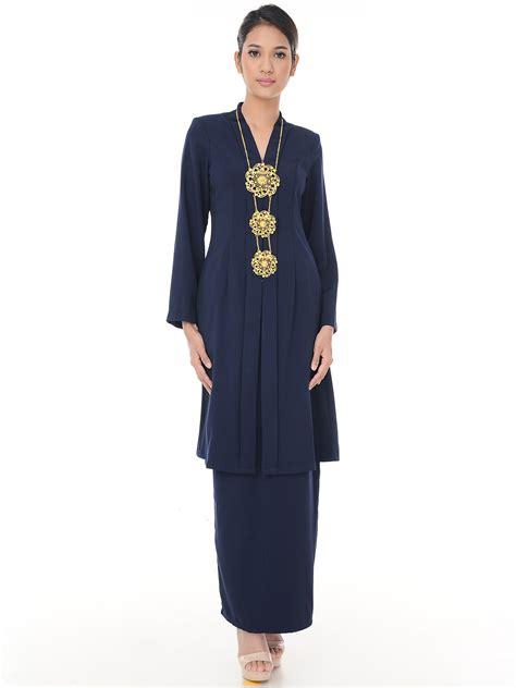 Baju Kebaya afina baju kebaya in blue pinkzlabel