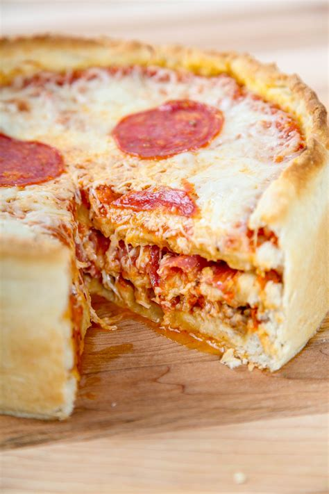 pepperoni pizza cake baking beauty