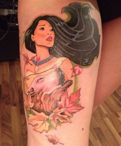 pocahontas tattoo arm pocahontas tattoos designs ideas and meaning tattoos
