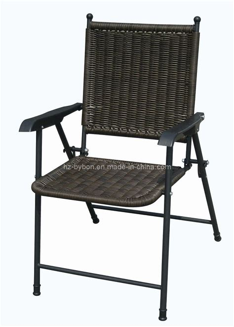 Patio Folding Chairs China Patio Folding Bistro Chair C 029 China Folding Chair Wicker Chair