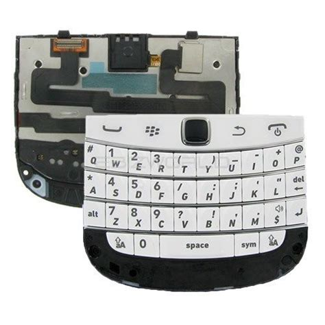 blackberry bold   keyboard trackpad flex membrane