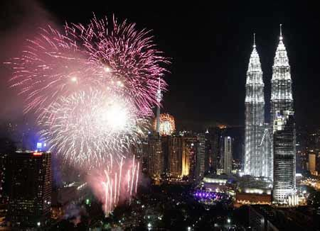 new year date malaysia ushering 2012 top venues for new year countdown