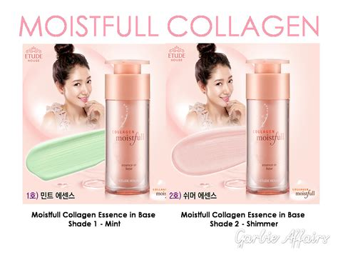 Moistfull Collagen Essence In Primer etude house