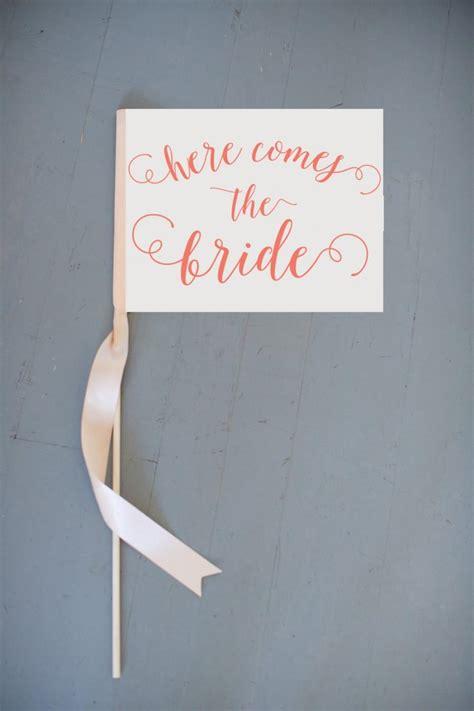 Wedding Banner For Ring Bearer by Here Comes The Flower Sign Ring Bearer Banner