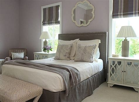 Gray And Purple Bedroom Ideas Gray And Purple Bedroom Transitional Bedroom Andrew Howard Interior Design
