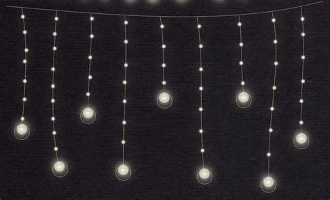 photo clip string lights christmas string lights clip art by lun design bundles