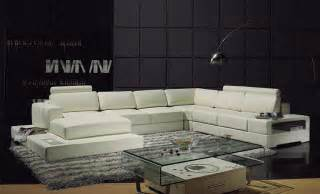 Contemporary Sectional Sofas Contemporary Sofa Leather Sectional Sofa 3 Leather
