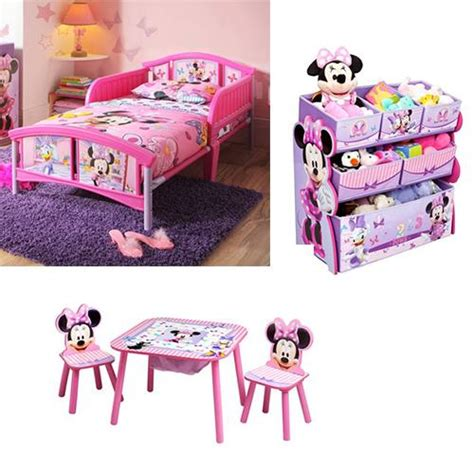 minnie mouse bedroom set cute and worth to buy minnie mouse bedroom set for toddler