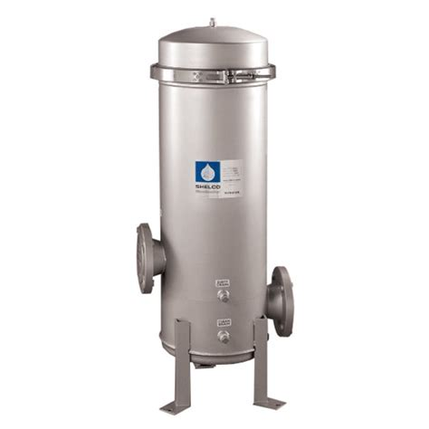 Hausing Filter Nanotec 10 Carbon Active shelco 12fos2 20 quot stainless steel filter housing 168 gpm serv a