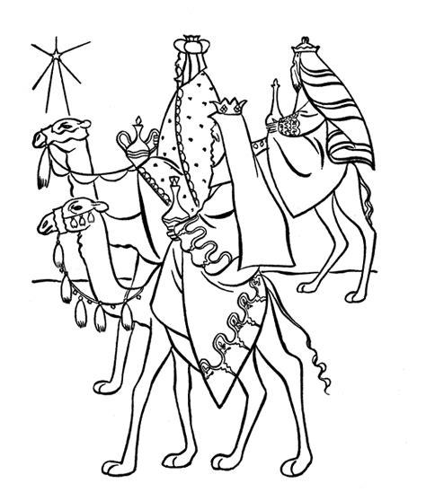 imagenes reyes magos para recortar los reyes magos siguen la estrella de bel 233 n