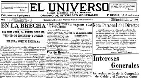 comentarios de noticias y articulos en la brecha el primer editorial de el universo pol 237 tica noticias el universo