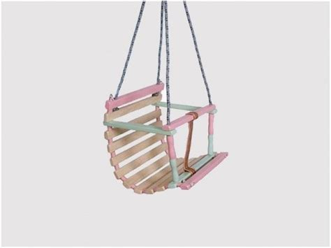 baby swing wooden wooden eco friendly handmade swings by thewoodenhorse on