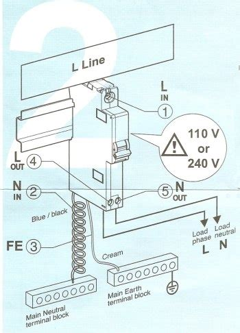 hager rcbo wiring diagram 25 wiring diagram images