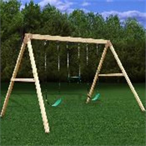 home depot metal swing sets free wooden swing set plans how to build diy woodworking