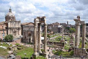 ingresso colosseo e fori imperiali il foro romano e il palatino il colosseo
