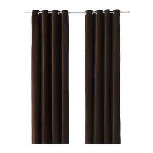 sanela curtains 1 pair ikea
