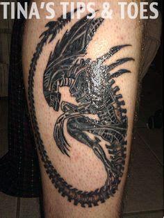 tribal xenomorph tattoo tribal predator design by chibi uber kuhl predator