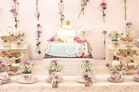 bridal shower ideas tea kara s ideas afternoon tea bridal shower kara s