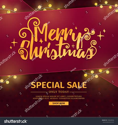 new year promotion banner template design new year banner stock vector