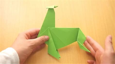 How To Make Paper Reindeer - how to make an origami reindeer with pictures wikihow