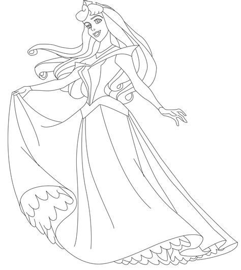 coloring pages princess sleeping free disney princess colour coloring pages
