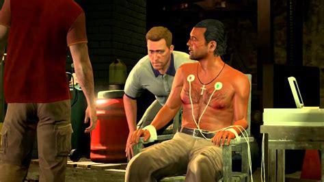 gta  torture scene youtube
