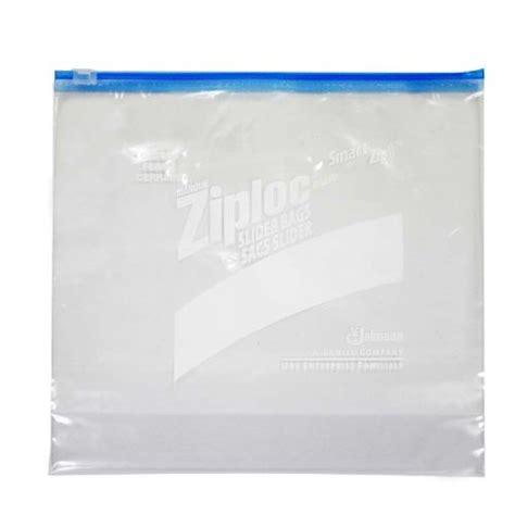 geekshive ziploc slider freezer bags 1 gal 10 ct