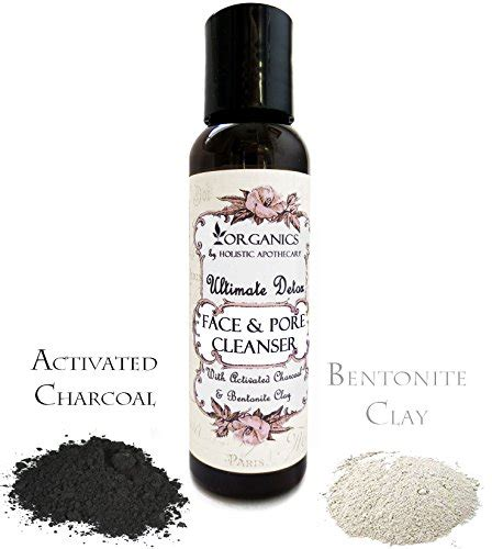 Activated Charcoal And Bentonite Clay Detox by Ultimate Detox Wash Activated Charcoal And