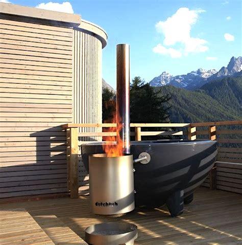 dutchtub wood fired hot tub up kn 214 rth