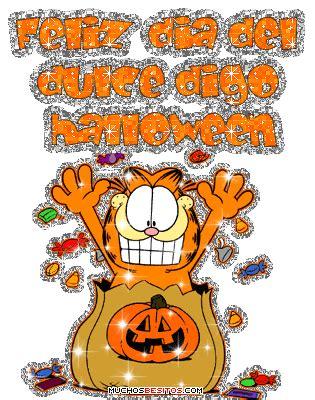 imagenes feliz dia de halloween feliz d 237 a de halloween garfield imagenes y carteles