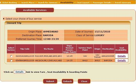 gsrtc launched   bus ticket reservation  internet  state